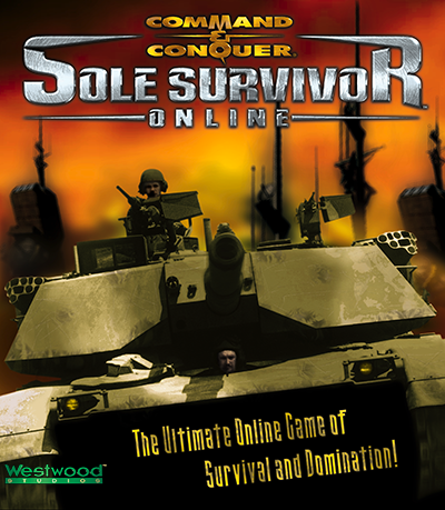 Command & Conquer: Sole Survivor Boxart